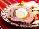 Рецепта Руло Стефани с кисели краставички, моркови и яйца